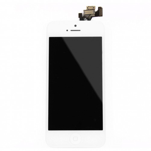 sosav ecran complet assembl iphone 5 blanc. Black Bedroom Furniture Sets. Home Design Ideas