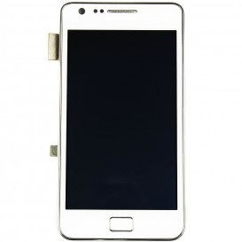 Complete white screen (LCD + Touch screen) - Galaxy S2