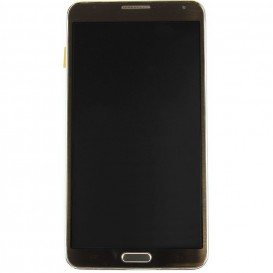Complete Screen Assembly BLACK - Galaxy Note 3