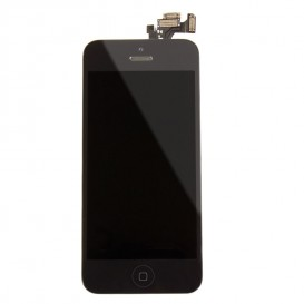 Complete Screen Assembly BLACK  - iPhone 5