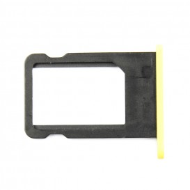 Nano SIM card Tray Yelllow - iPhone 5C