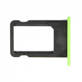 Nano SIM card Tray Green - iPhone 5C