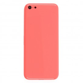 Pink Rear Frame (No logo) - iPhone 5C