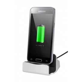 Dock Aluminium Micro USB (Charge & Data)