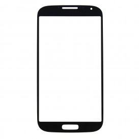 Front glass Black Edition + Stickers - Samsung Galaxy S4