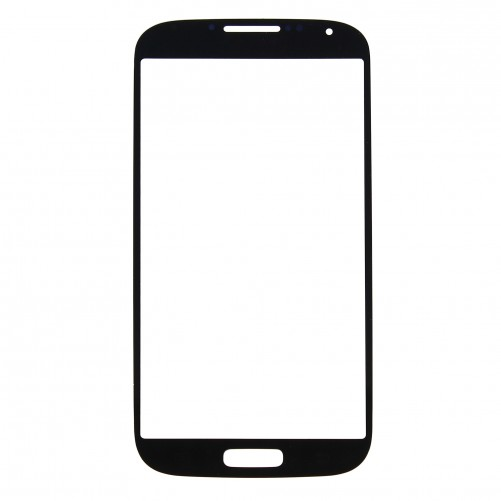 Vitre tactile Black Edition + Stickers - Samsung Galaxy S4