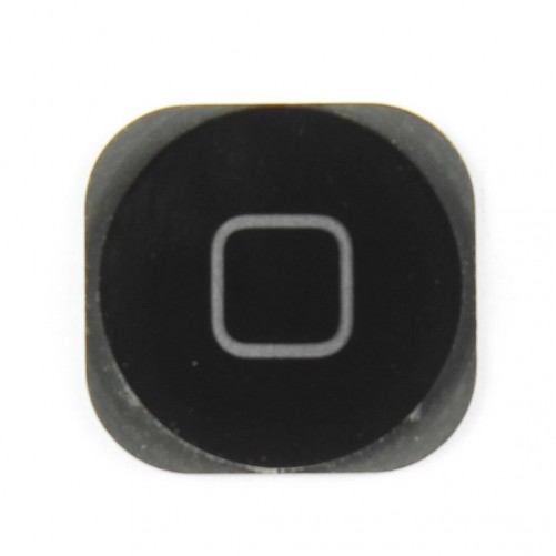 Black Home Button - iPod Touch 3G