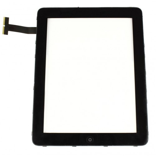 Bloc Vitre tactile + Chassis - iPad WiFi