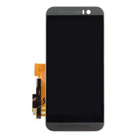 Complete Screen Assembly BLACK (LCD + Touchscreen) - HTC One (M9)