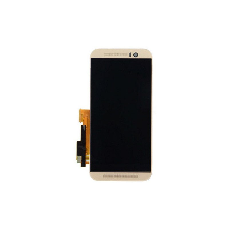 Ecran complet or lcd tactile htc one m9 sosav for Photo ecran htc