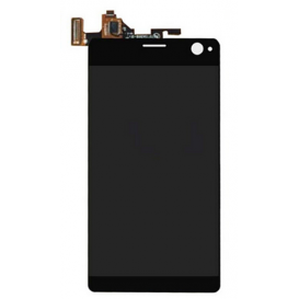 Complete Screen Assembly BLACK - Xperia C4