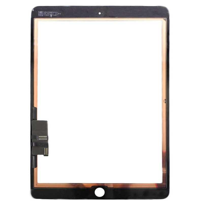 Digitizer Touch Screen Panel Replacement For iPAD 5 A1823 Wi-Fi Cellular Black