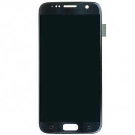 Complete Screen Assembly BLACK - Galaxy S7