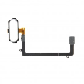 Home button flex cable (white) - Galaxy S6 Edge