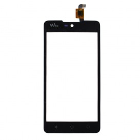 Touch screen (black) (Official) - Rainbow Lite 4G
