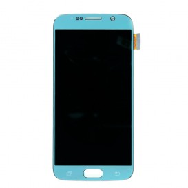Complete Screen Assembly BLUE (Official)  - Galaxy S6