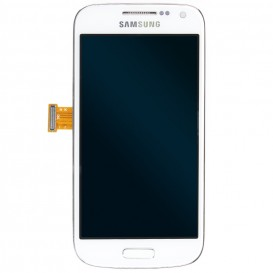 Complete Screen Assembly WHITE (Official) - Galaxy S4 Mini Plus