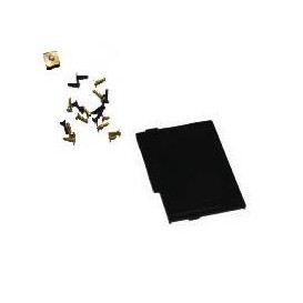 Battery Cover + Complete set of screws - Nintendo DS