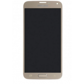 Complete Screen Assembly GOLD (Official) - Galaxy S5 Neo