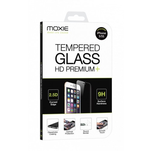 Tempered glass protection HD Premium Moxie - iPhone 5/5S/5C