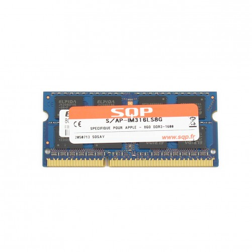 RAM memory strip SQP 8 GB DDR3 PC12800