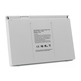 "Batterie MacBook Pro 17"" A1189S - Coque blanche"