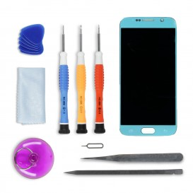 DIY BLUE Screen Repair Kit - Galaxy S6