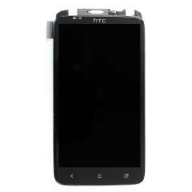Ecran complet (LCD + Tactile + Châssis) - HTC One X