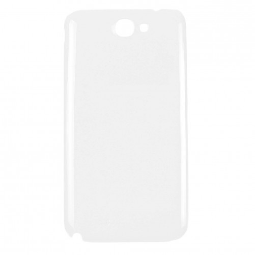 Coque arrière Blanche - Samsung Galaxy Note 2