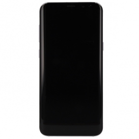 Complete Screen BLACK CARBON (Official)- Galaxy S8