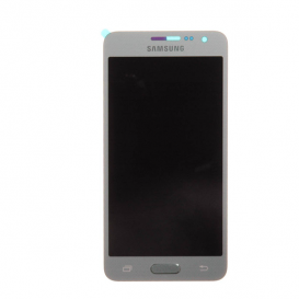 Complete Screen SILVER (Official) - Galaxy A3 (2015)