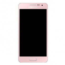Complete Pink Screen (Official) - Galaxy A3 (2017)