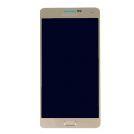 LCD + Touch Screen GOLD (Official) - Galaxy A7 (2015)