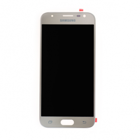 LCD + Touch Screen GOLD (Official) - Galaxy J3 (2017)