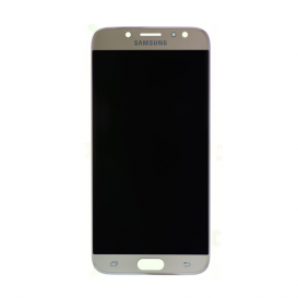 LCD + Touch Screen GOLD (Official) - Galaxy J7 (2017)