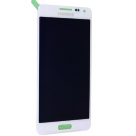 Complete White Screen (Official) - Galaxy Alpha