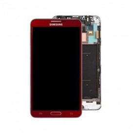 LCD + Touch screen RED (Official) - Galaxy Note 3