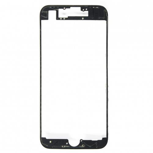 Chassis screen BLACK + sticker - iPhone 8