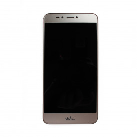 Screen WHITE (Official) - Wiko Upulse