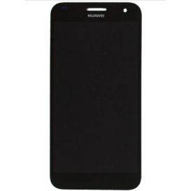 Complete Screen BLACK (Official) - Huawei Ascend G7