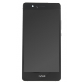 Complete Screen BLACK (Official) - Huawei P9 Lite