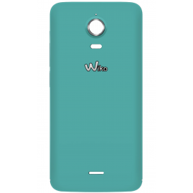 Green rear panel (Official) - Wiko Wax