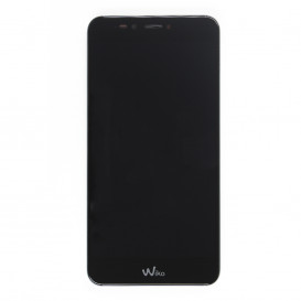 Complete Screen BLACK (Official) - Wiko Upulse