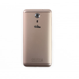 Gold rear panel (Official) - Wiko U Feel Prime