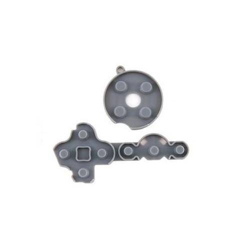 Rubber Conductor Controller Buttons - Xbox 360 Fat/Slim
