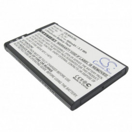 Batterie Nokia compatible 5230, 5800, 5800 Navigation Edition, 5800 Xpress Music, 5800 XpressMusic, 5800T, 5900 XpressMusic,